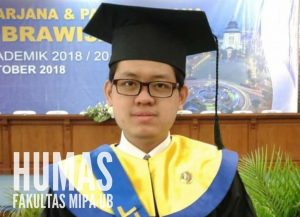 "Drs. Imam Nurhadi Purwanto, MT: ""I am proud of Ongky being the best graduate with GPA 3.91"""