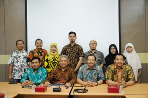 "The Visit of FMIPA UNHAS, Dr. Eng Amiruddin, M.Sc: ""UB has always been No. 1 in PKM, we want to learn """